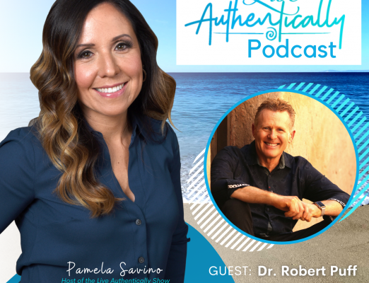 Episode 35: Learning How to Find Happiness with Dr. Robert Puff