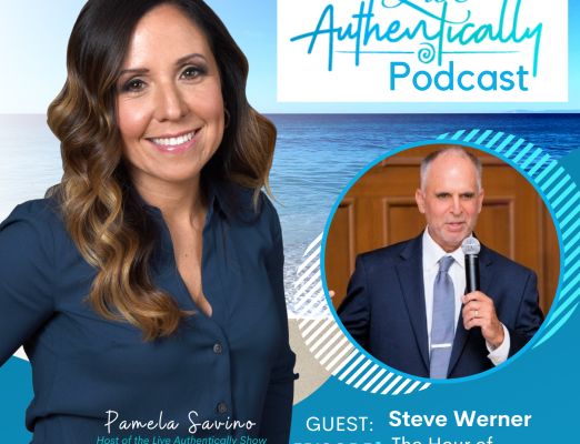 Episode #38: The Hour of Champions: From Victim to Hero with Steve Werner
