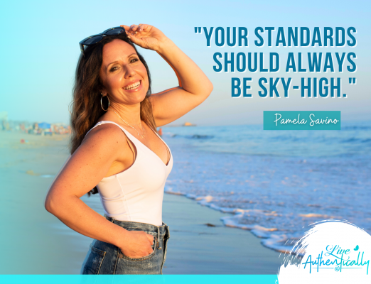 Setting Standards: An Important Part in Your Journey