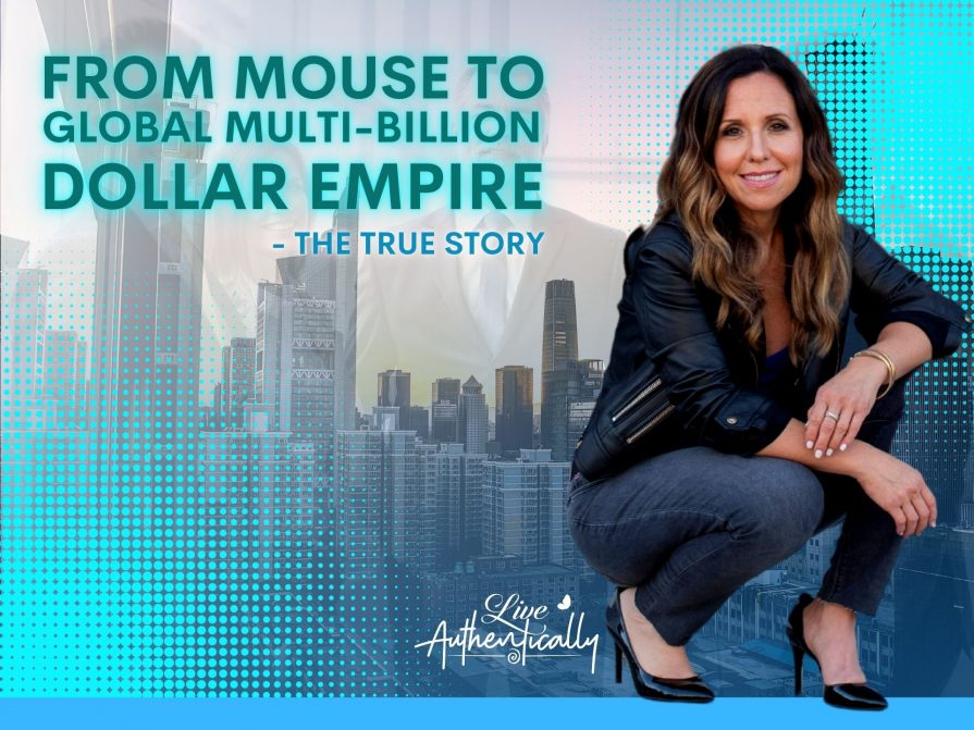 From Mouse to Global Multi-Billion Dollar Empire – The True Story