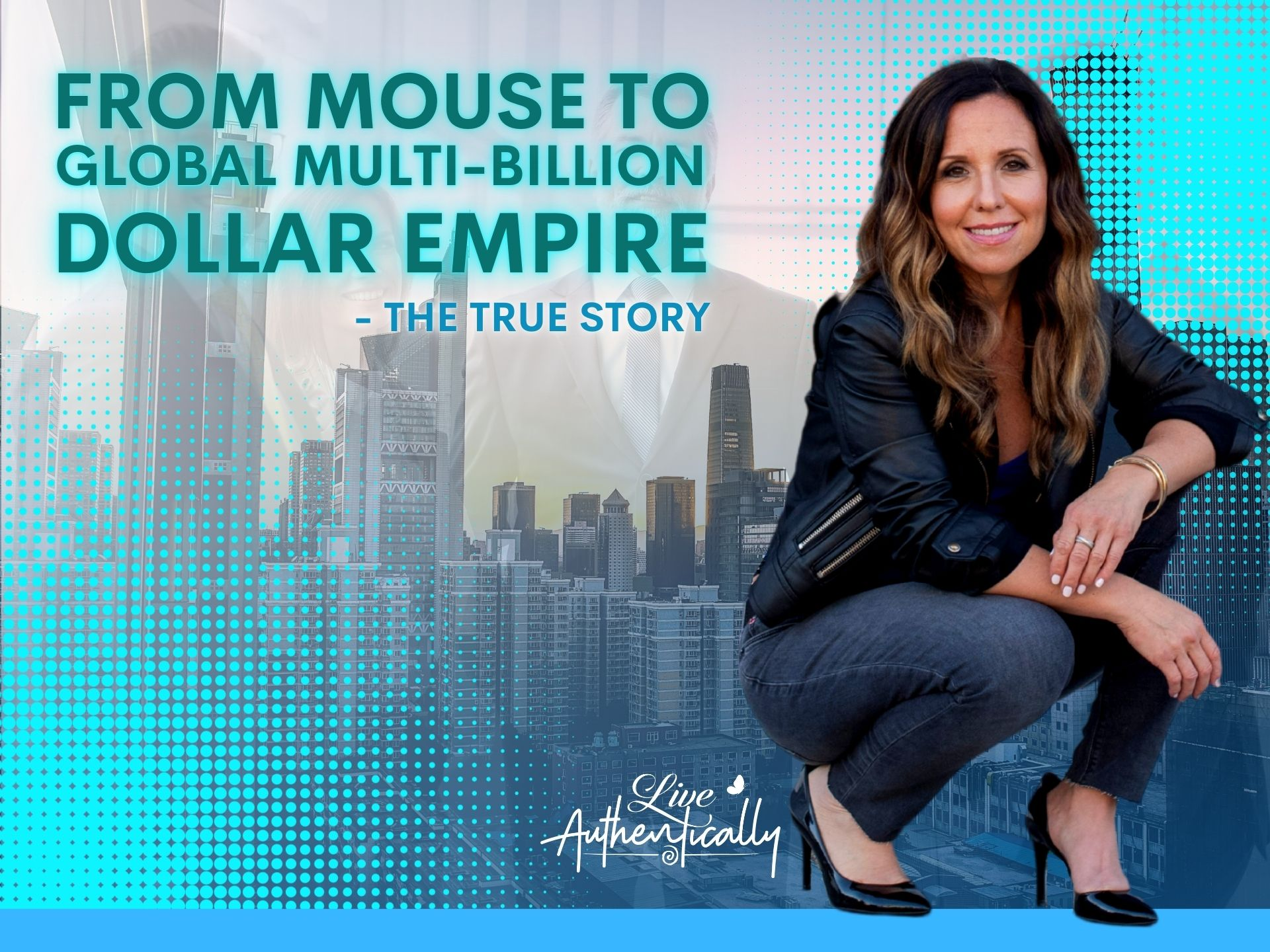 From Mouse to Global Multi-Billion Dollar Empire - The True Story