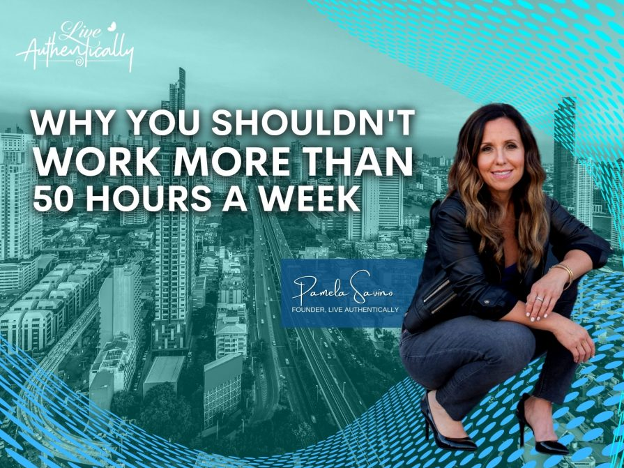 Why You Shouldn't Work More Than 50 Hours a Week